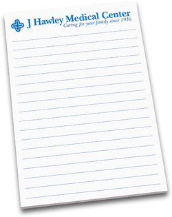 "42 - Post-it Note Pad - 4"" x 5-13/16"" - 25 sheets"