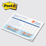 "PD68P-25 - Post-it Note Pad - Value Priced 8"" x 5-3/4"" x 25 sheets"